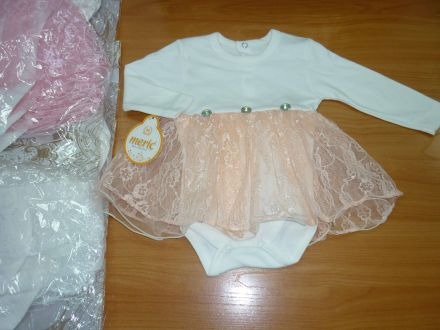 Боди-платье: арт-967