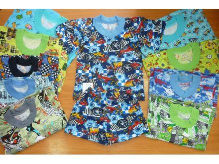 Комплект: футболка + шорты - арт: 1-06