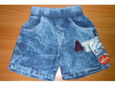 Шорты джинс-арт: 2395