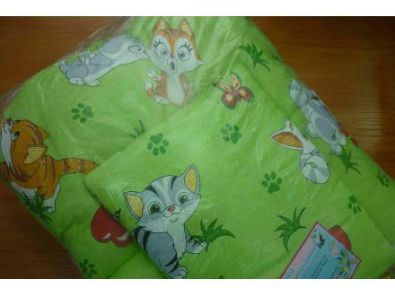 Одеяло+подушка - арт: 17-1