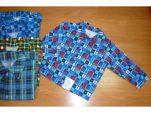 Рубашка(фланель) - арт: РМ.